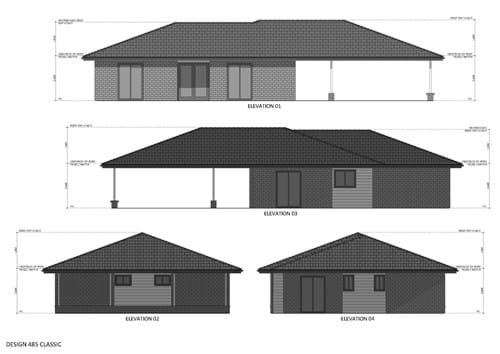 Elevations Design 485