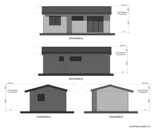 Elevations Design 123