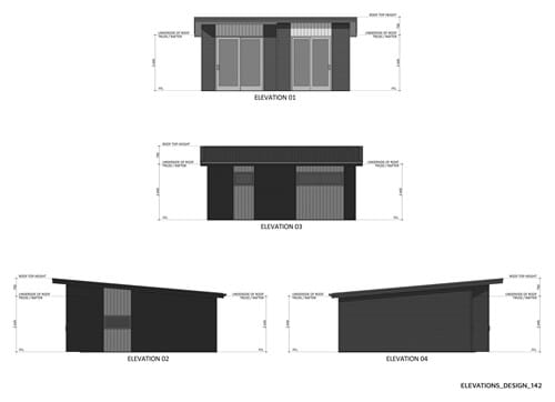 Elevations Design 142