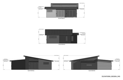 Elevations Design 240