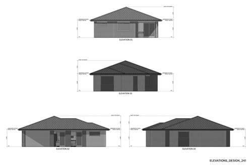 Elevations Design 241