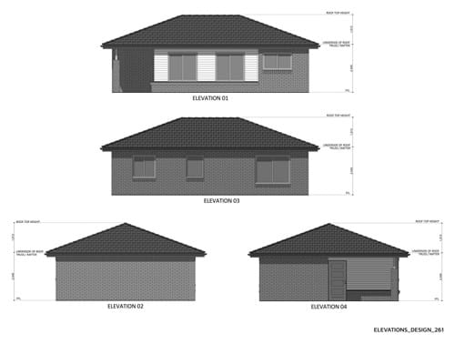 Elevations Design 261