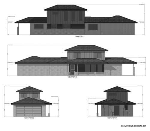 Elevations Design 331