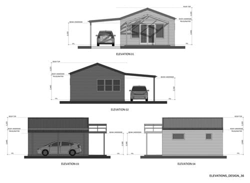 Elevations Design 36