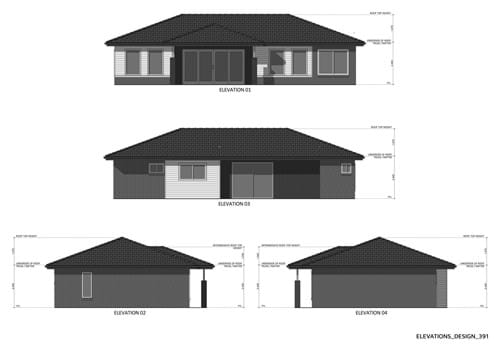 Elevations Design 391