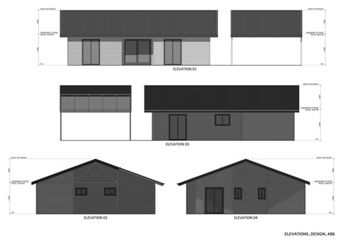 Elevations Design 486