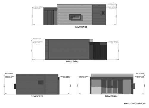 Elevations Design 90