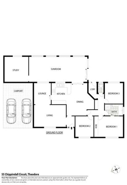 55 Chippindall Circuit, Theodore ACT 2905