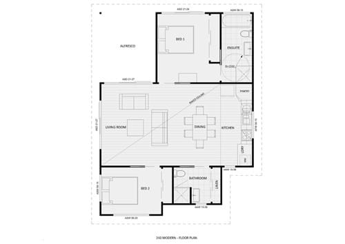 Floor Plan Design 240
