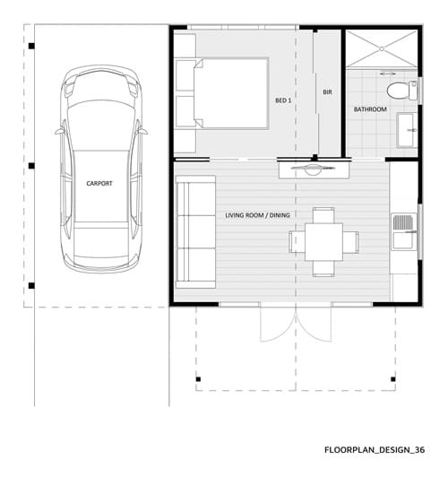 Floor Plan Design 36