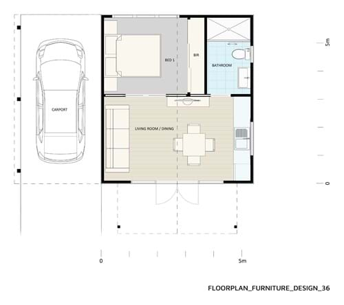 Floor Plan Furniture Design 36