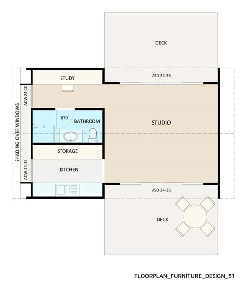 Floor Plan Furniture Design 51