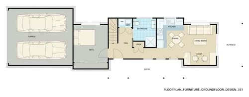 Floor Plan Furniture Design 331